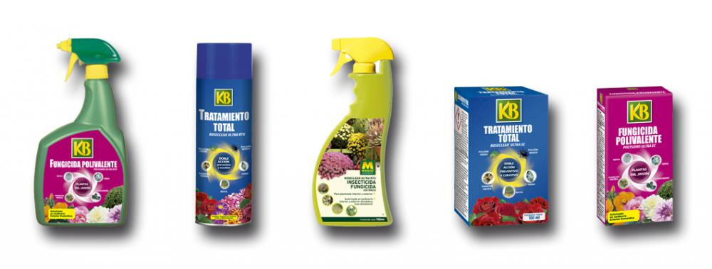 Fungicides Massó Garden amb triticonazol