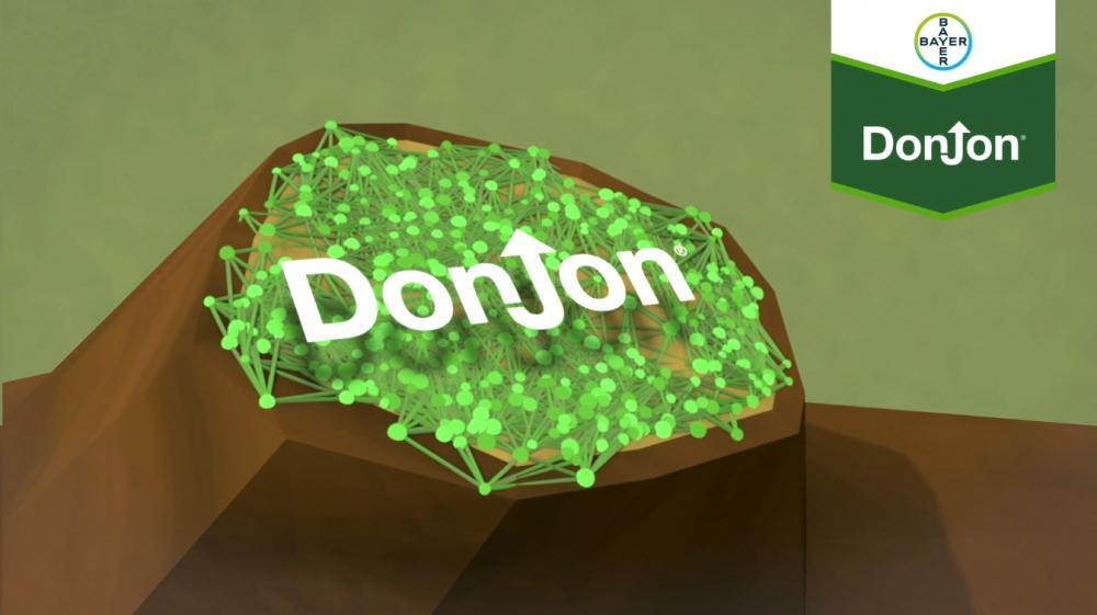 Barrera protectora de DONJON
