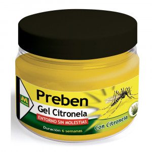 Preben Gel citronela mosquits 200 ml