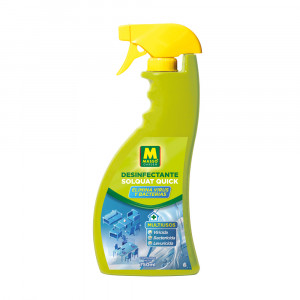 Desinfectant antivirus Solquat Quick 750 ml